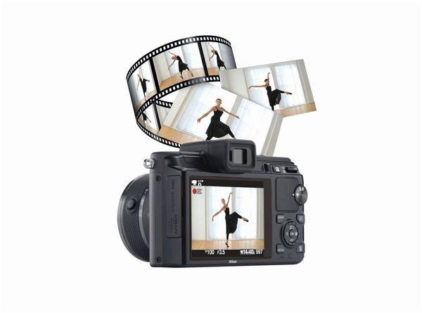 Synchronized HD Movie & Still Photo Capture
