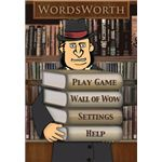 WordsWorth home screen