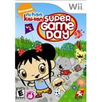 Ni Hao, Kai-lan - Super Game Day for Wii