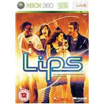 Lips Video Game Cover