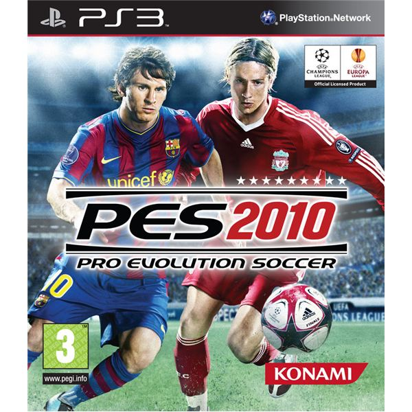 Sports Games For Ps3 : New ps games pro evolution soccer cheats tips