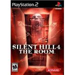 Silent Hill 4: The Room cover art