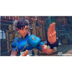 Chun-Li is fast and beautiful