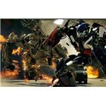 Transformers: Revenge of the Fallen uses the Wii remote