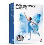 Photoshop Elements 7 Box Shot