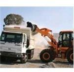 Dump truck field use