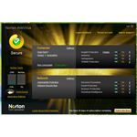 User Interface of Norton AV 2010