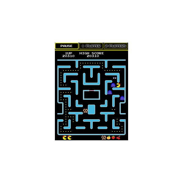 Ms pac man for windows mobile pocket pc 250 original levels of fun