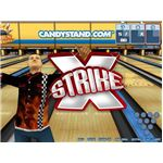 A STRIKE scored in Pro Tour Bowling
