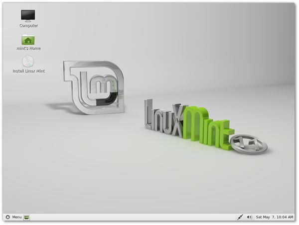 Badge of Honor: Linux Mint