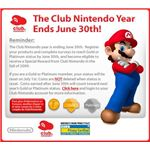 Club Nintendo Year