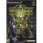 Gauntlet: Dark Legacy (PS2 Cover)