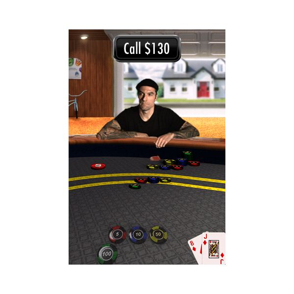 Review Of Texas Hold'em Game For The IPhone