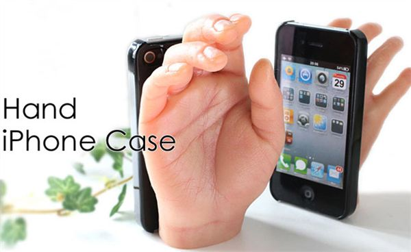 The Dokkiri Hand Case
