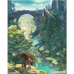 Studio Ghibli's Illustration of Ni no Kuni