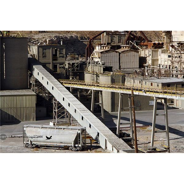 Cement Manufacturing Plants United States : Information about the us cement industry