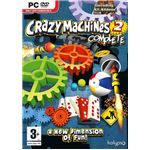 Crazy Machines 2 Complete cover