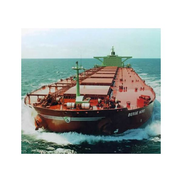 Bulk Carriers - Types of Sailing Ships