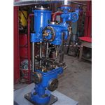 Boiler feed pump assembly