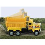 DUMP TRUCK BODY (lifting system)