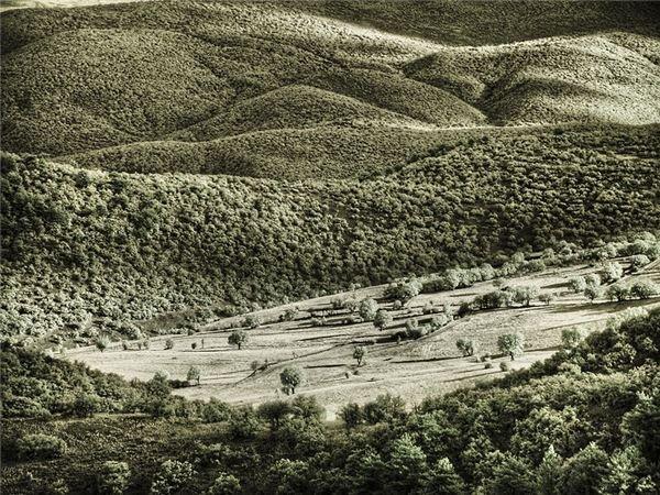 Kızılcahamam 2, Infrared Photograph