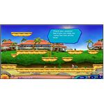 Granny in Paradise is featured on Free Flash Games.