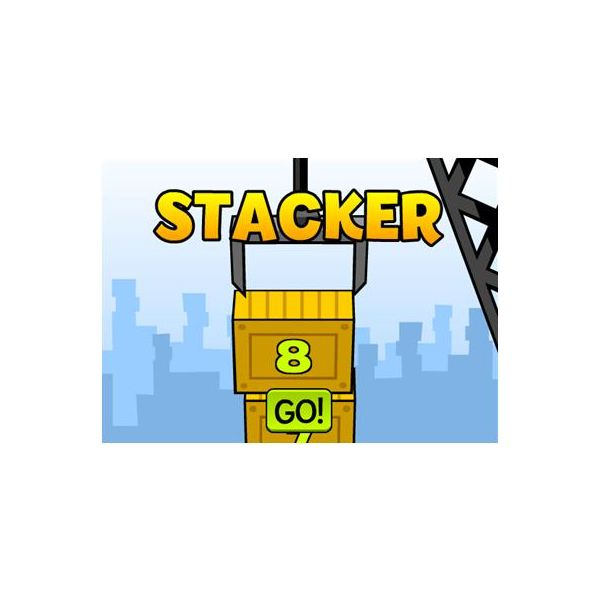 Good learning game from funschool is the stacker game in this game