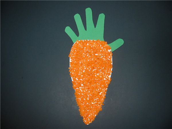 Textured Carrot