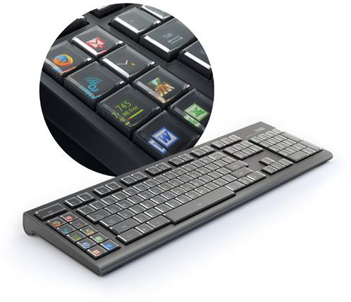 Optimus Maximus Keyboard