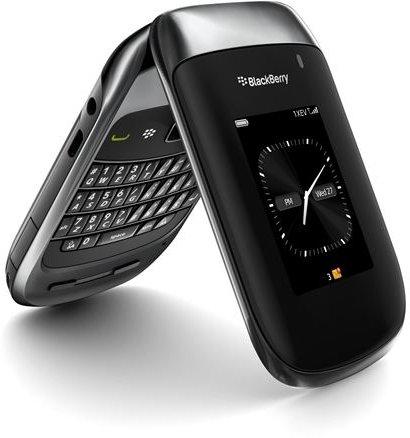 BlackBerry Style 9670