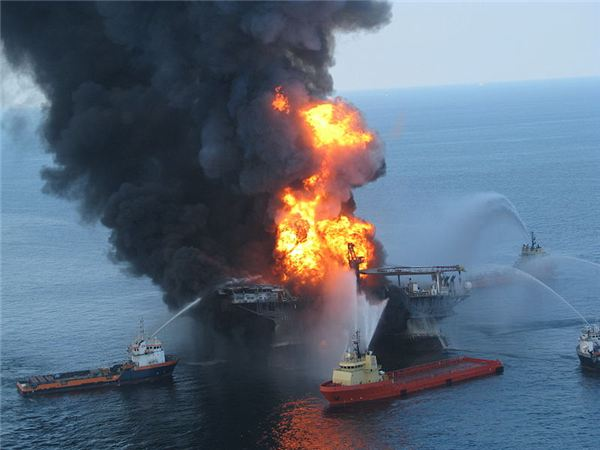 Deepwater Horizon Disaster in the Gulf of Mexico