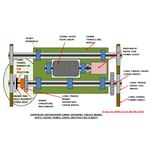 Plan View of Engineroom Overhead Crane