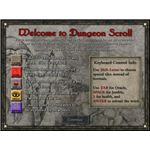 Dungeon Scroll Gold Edition Instructions Screen