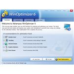 Ashampoo Winoptimizer 6.23 Full Scan Results