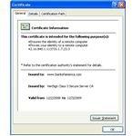 BofA SSL Certificate