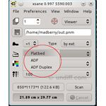 Select Scanner Configuration Image 2