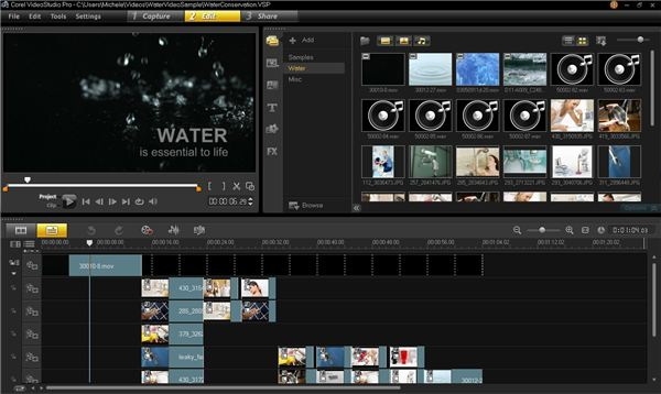 Corel VideoStudio Pro X5 Review: Great New Features Including ...