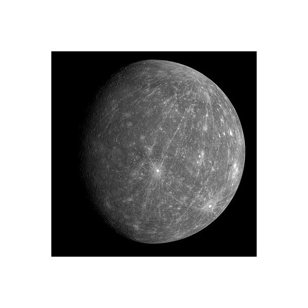 articles on the planet mercury - photo #3