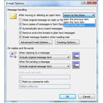 Figure 1 - Outlook 2007 - Message Handling