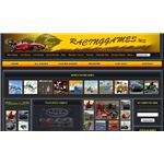 Racing Games WS Website - Free online racing games