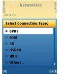 NetworkAcc Connection Configuration