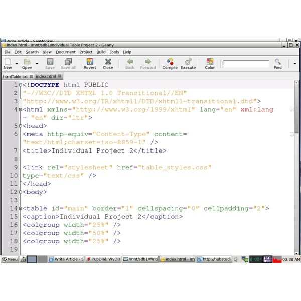Example html table code learn how to create a custom - How to create table in html code ...