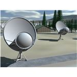 Allen Telescope Array - Artist's View