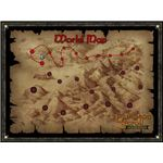 Dungeon Scroll Gold Edition Map Screen