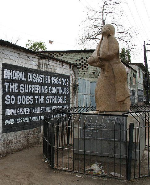 The 1984 Bhopal Gas Tragedy