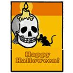 HooverwebHalloween Card