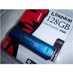 Faked Kingston 128 GB USB flash drive