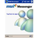 Windows Mobile Instant Messenger