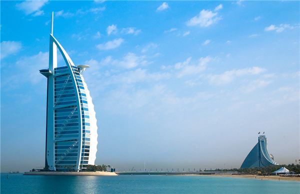 Burj-Al-Arab Hotel