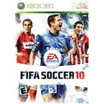 FIFA Soccer 10 Best Sports Games for Xbox 360